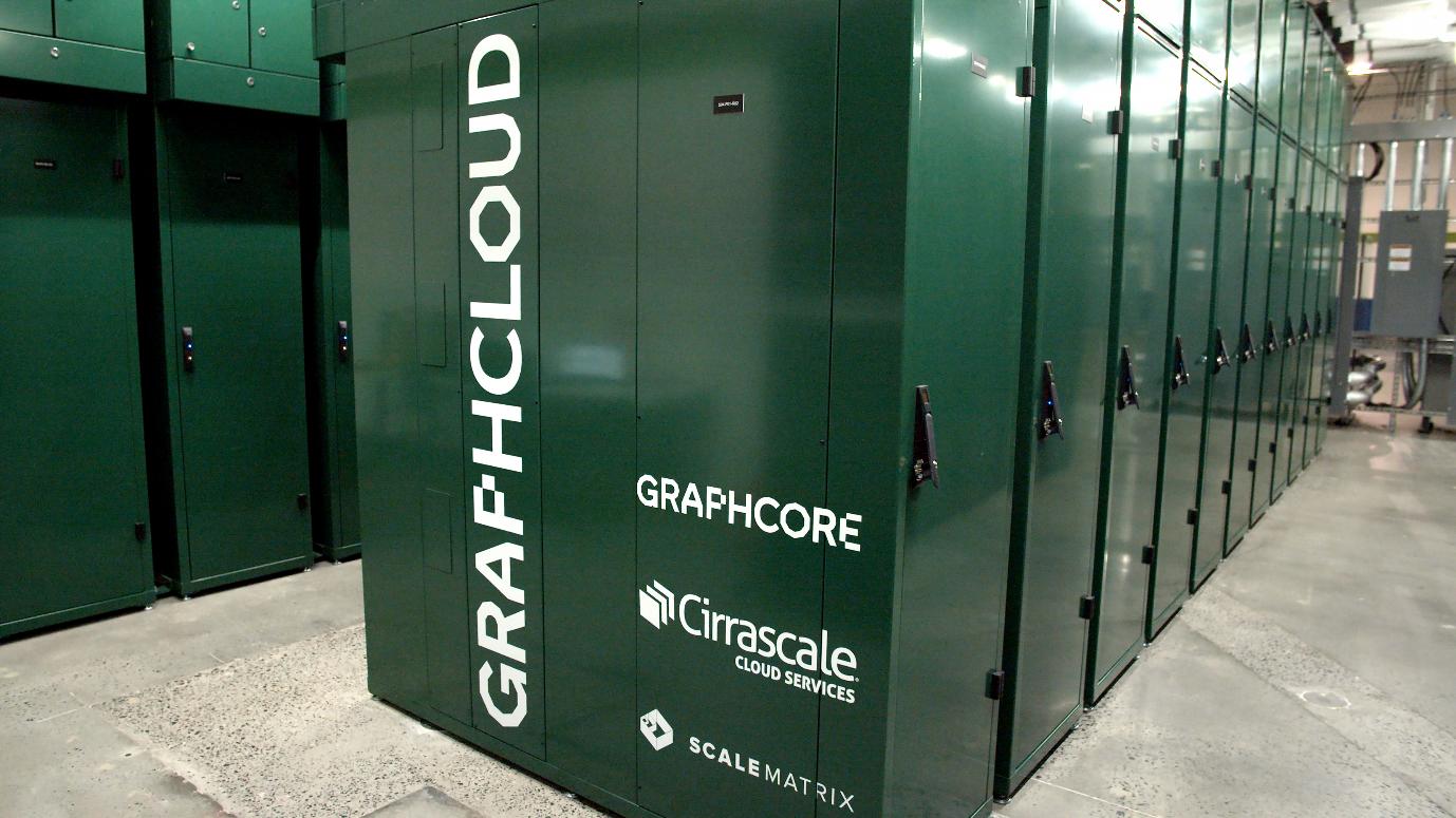 Graphcore与Cirrascale联合发布Graphcloud利用Graphcore MK2 IPU云计算加速创新