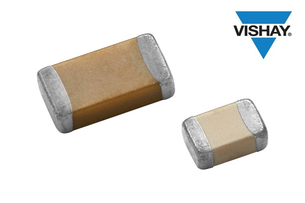 Vishay推出适用于强调高可靠应用领域的新型含铅(Pb)端接涂层SMD MLCC