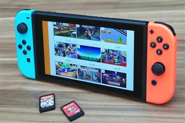 任天堂Super Switch首度曝光:处理器/屏幕升级、支持4K输出