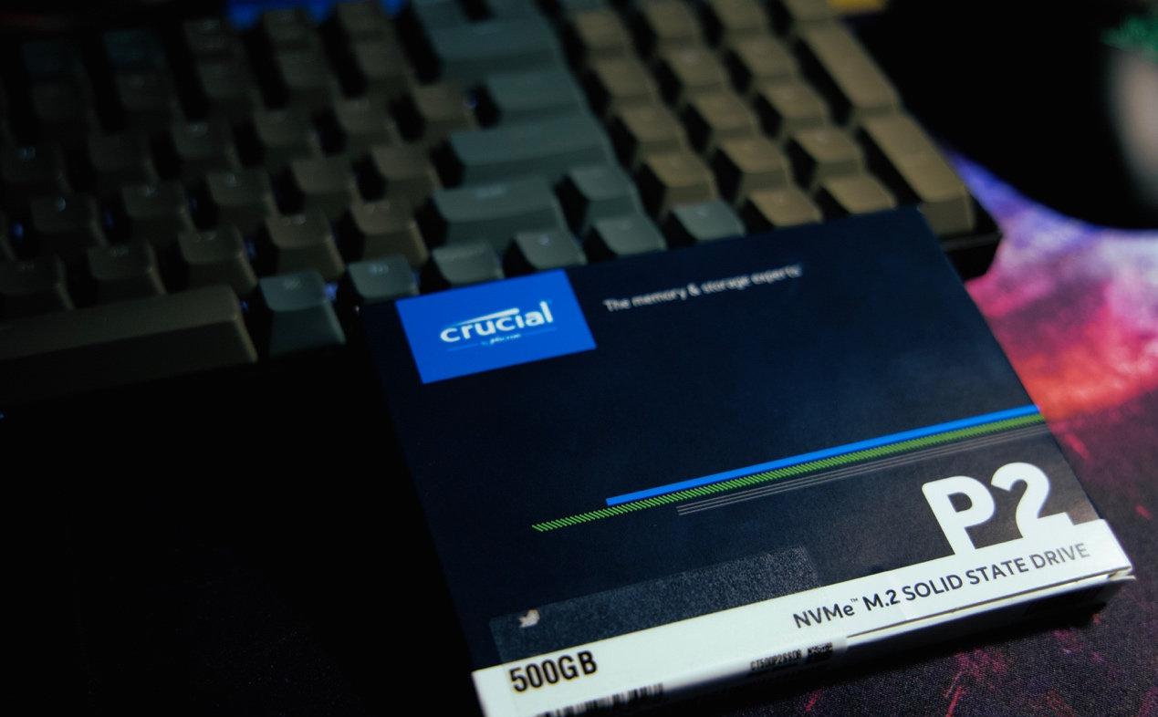 追求耐用與穩定:Crucial英睿達P2 500GB固態硬盤雙系統實測