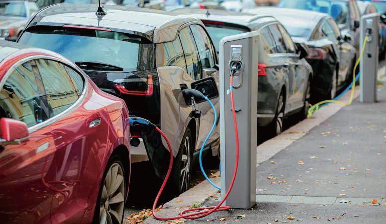 电动汽车充电基础设施面临的挑战