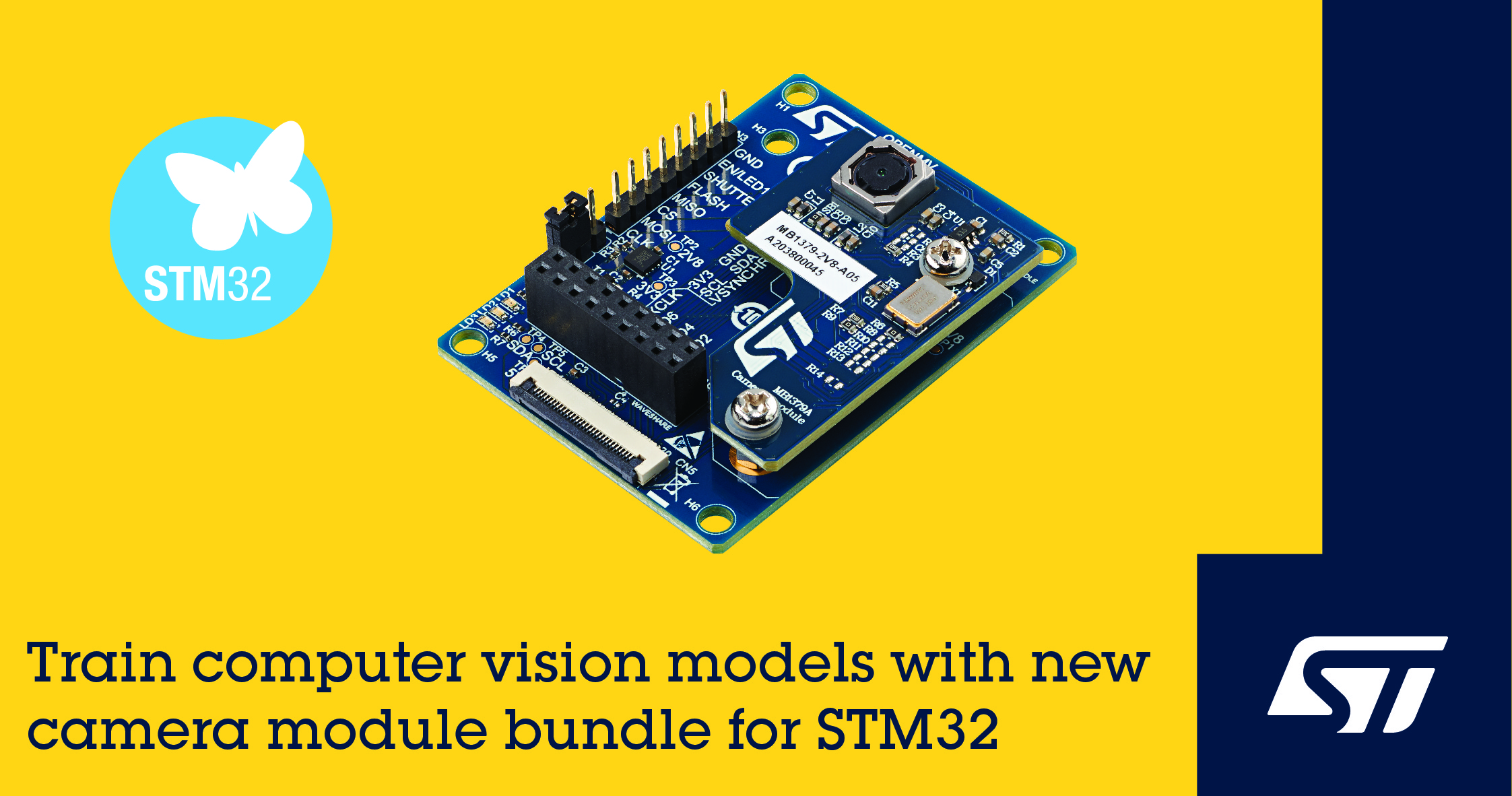意法半导体推出支持STM32的计算机视觉快速开发工具 助力经济实惠的边缘AI应用开发