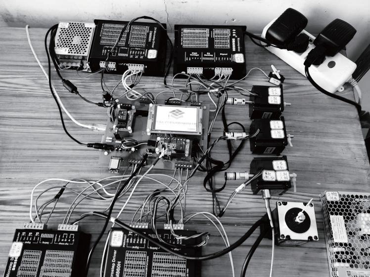 基于Wujian100多功能電機控制系統的研究*