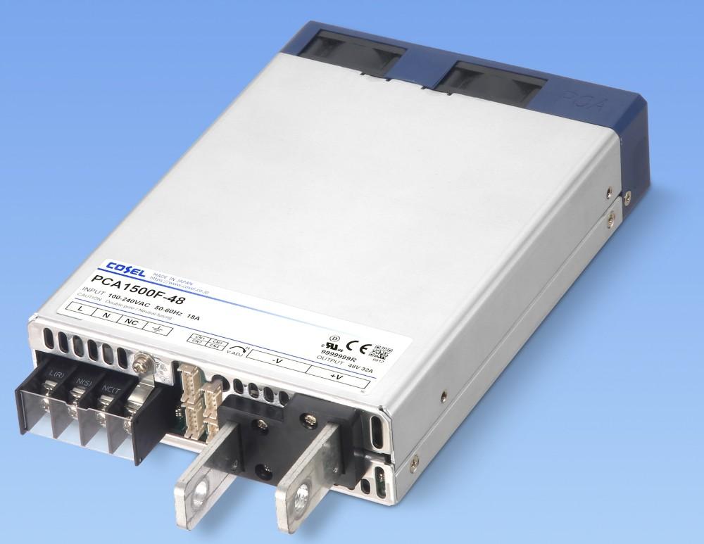 科索新增一款具有擴展通信總線,功率為1500W的PCA電源,可用于苛刻的醫療和工業應用