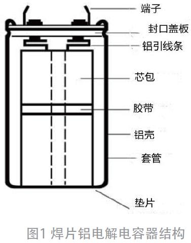 450 V大容量焊片式铝电解电容器的开发及 电性能改进研究