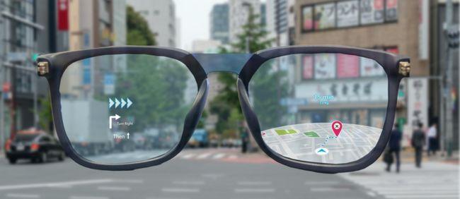 苹果三星谁家「未来眼镜」更酷?