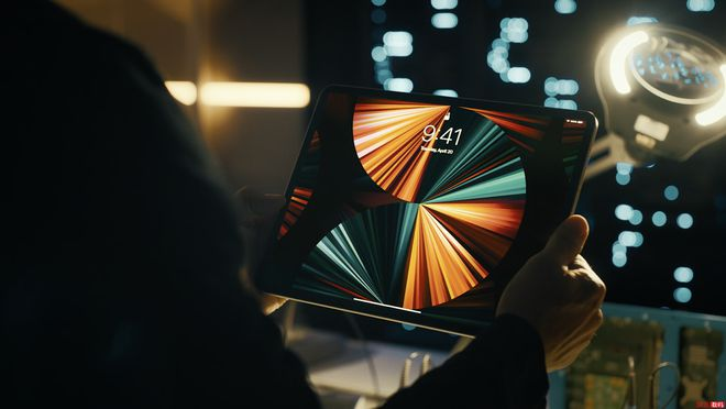 iPad Pro更新:搭載M1芯片,用上了mini-LED面板