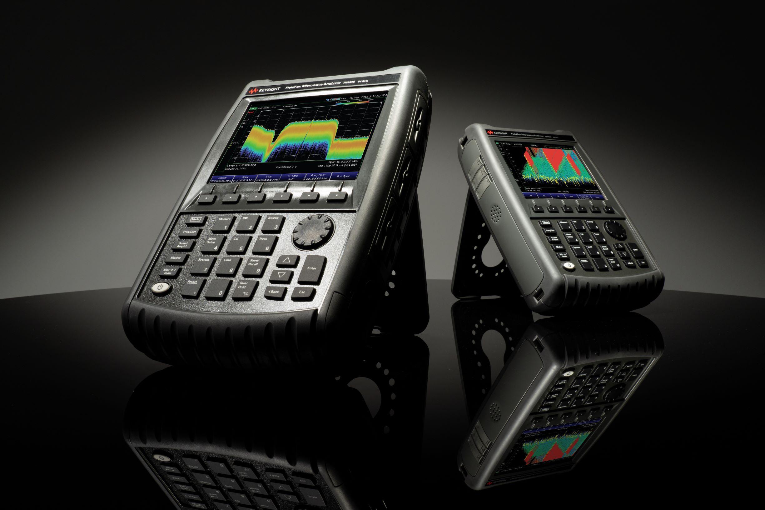 是德科技推出新型高性能微波手持式分析儀,加快 5G、雷達和衛星通信系統的安裝速度