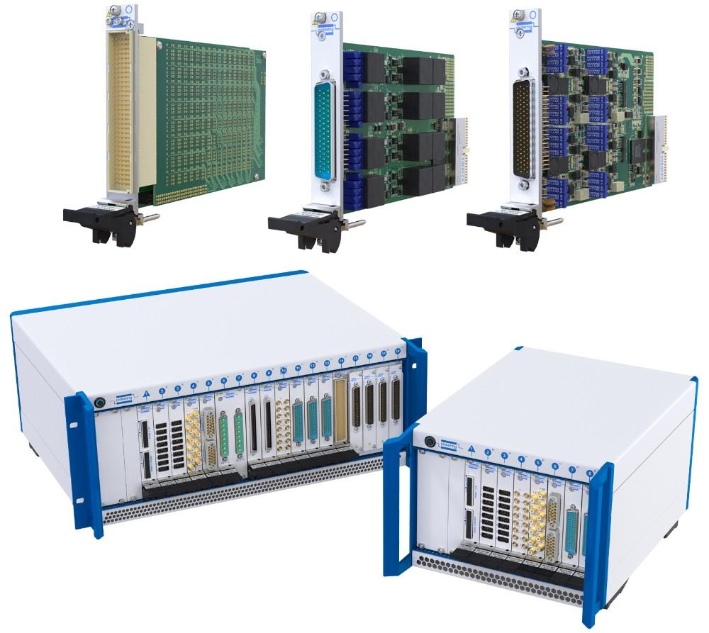 Pickering Interfaces公司将在Electronica China慕尼黑上海电子展上 重点展出PXI自动测试模块