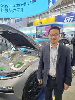 以中国带动世界 意法半导体抢占新能源汽车制高点