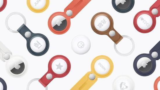 苹果AirTag最大的优势:依靠他人的iPhone寻找遗失物