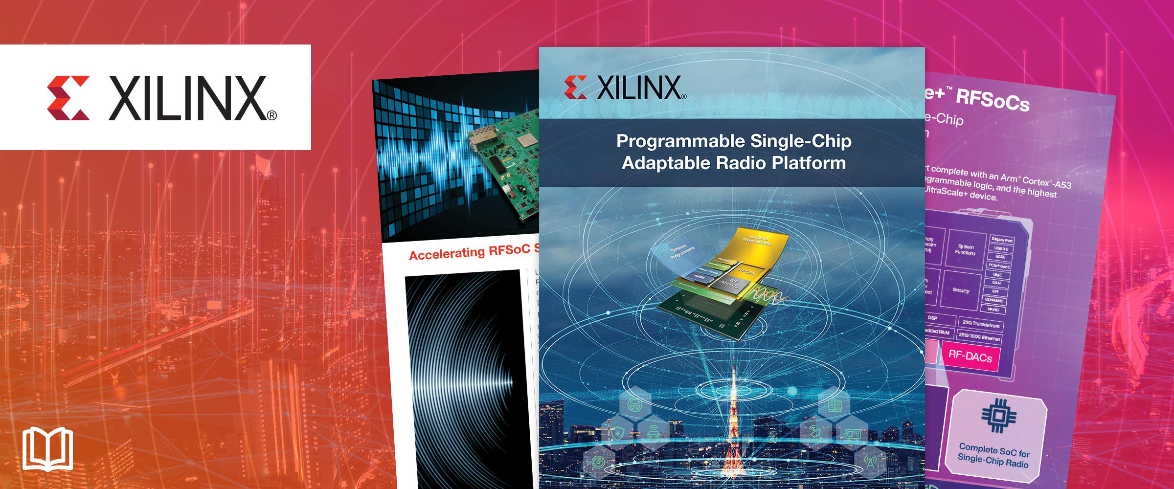 贸泽携手Xilinx推出全新电子书