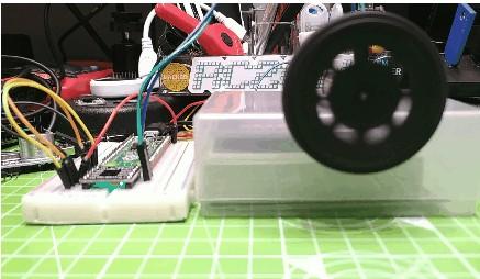 如何用RaspberryPi Pico來控制直流電機?