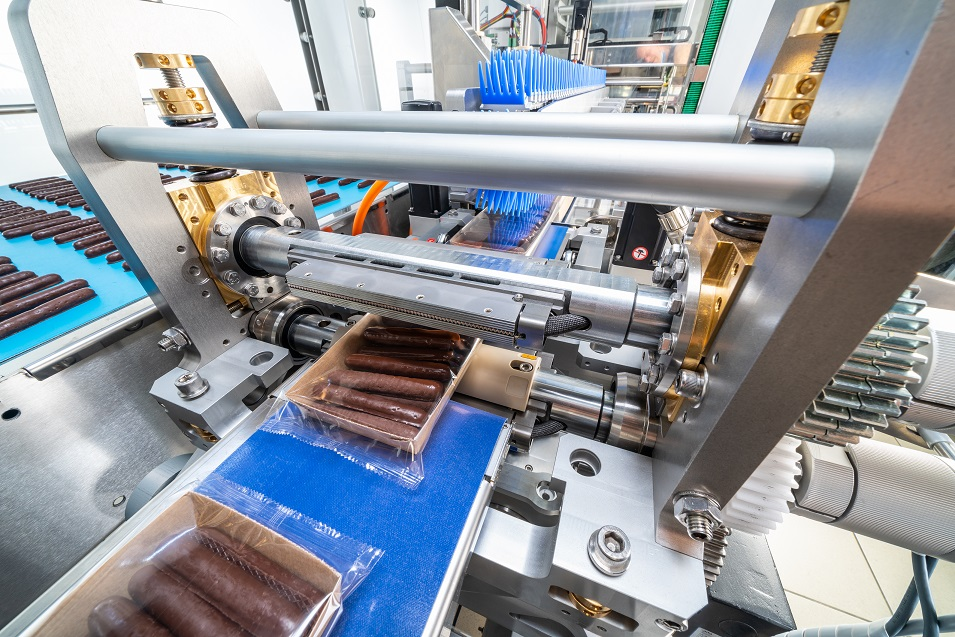 包装机械制造商Schubert: 久经考验的专业知识针对可持续发展