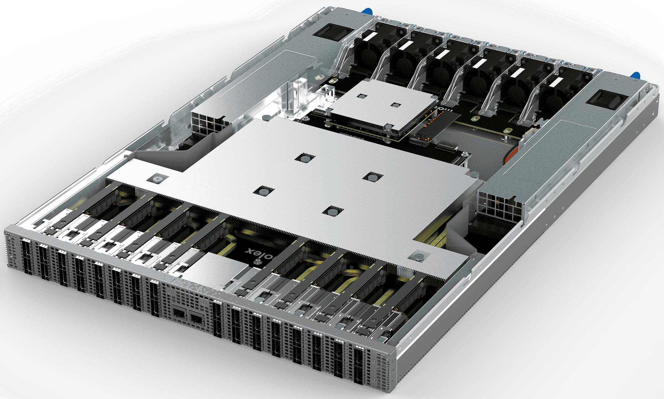 Molex莫仕部署擴展高速互連解決方案