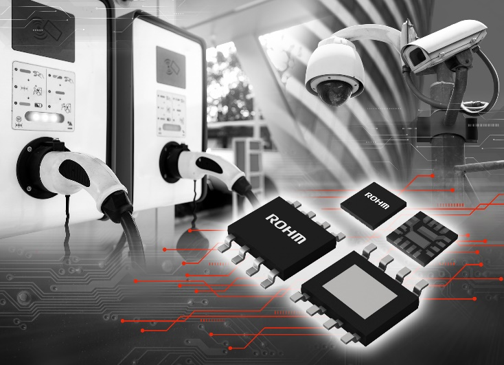 "ROHM开发出耐压高达80V、输出电流达5A的电源IC ""BD9G500EFJ-LA""和""BD9F500QUZ"""