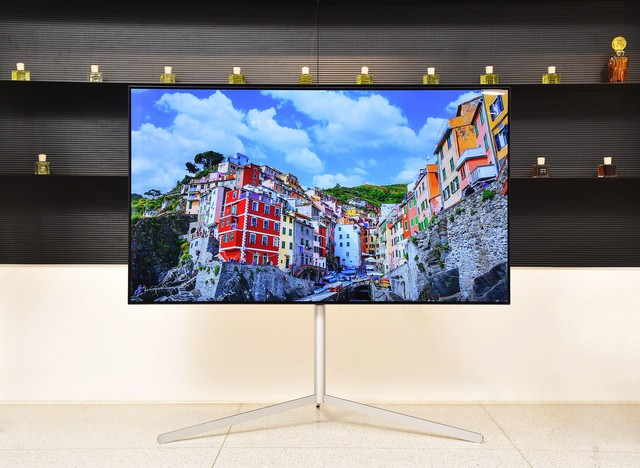 LG电视Q1全球销量市占创新高 OLED占比超10%