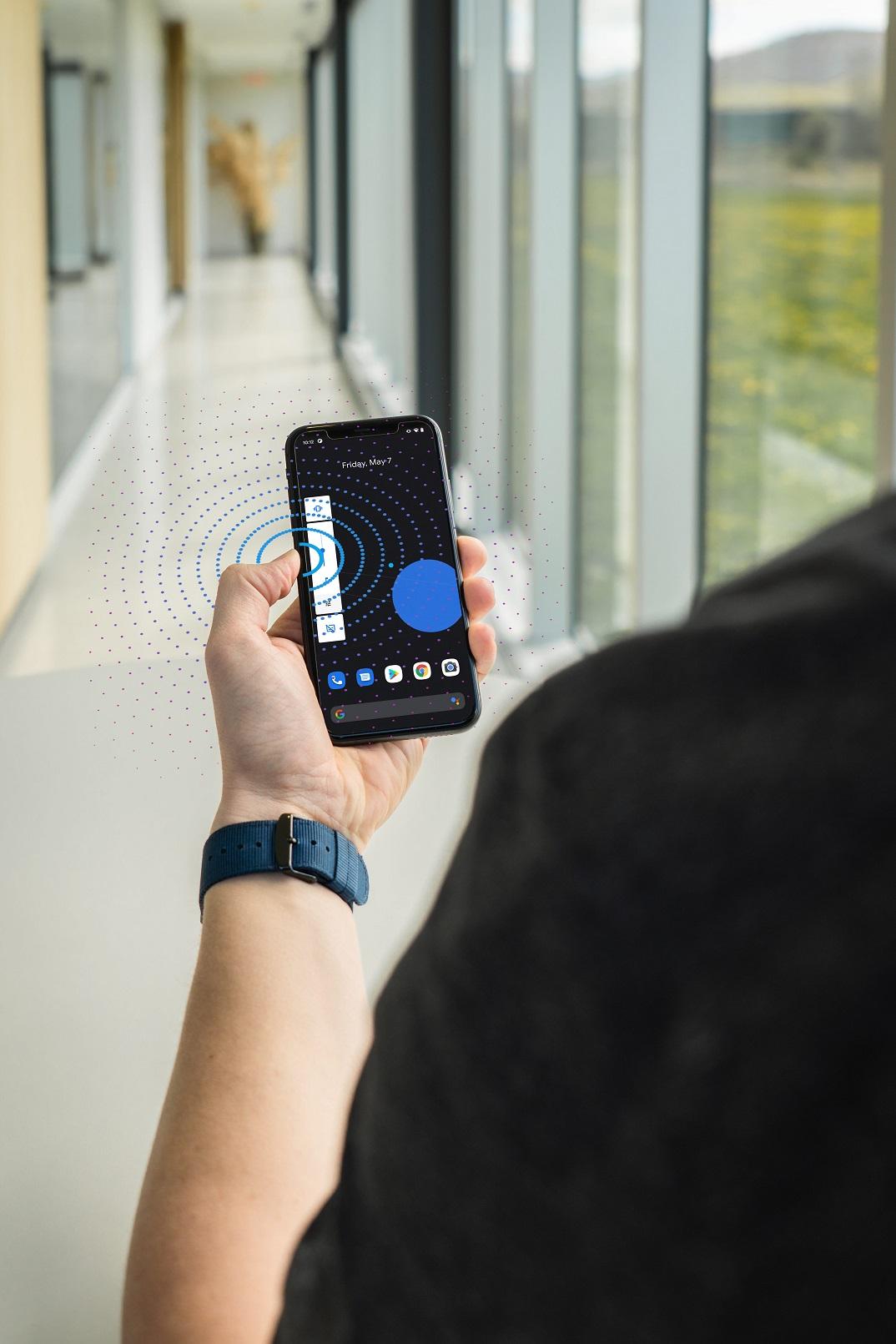 Boréas NexusTouch感应平台将触感丰富的轻触,轻扫,翻转,点击体验带到智能手机和游戏手机