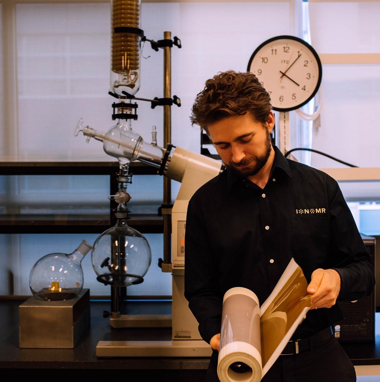 Ionomr Innovations荣获世界经济论坛表彰为技术先锋
