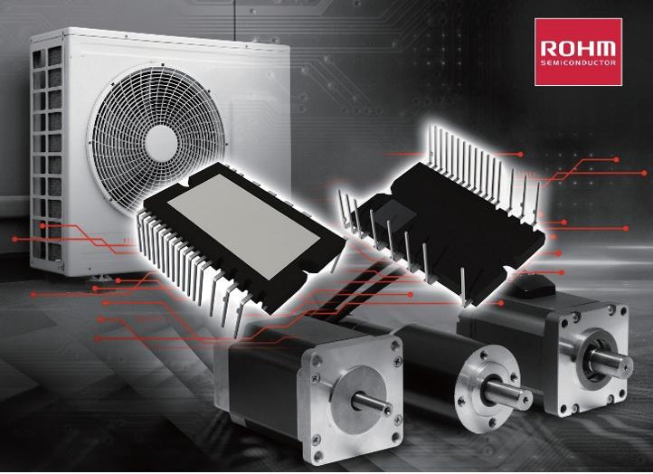 智能功率模块适合中小功率应用,ROHM 打造600 V耐压产品