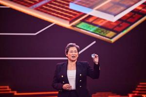 AMD推动高效能运算产业发展 首款3D chiplet应用亮相