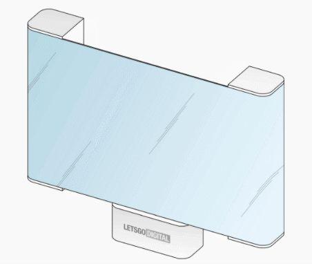 电视全新形态来袭:与卷轴屏手机简直如出一辙
