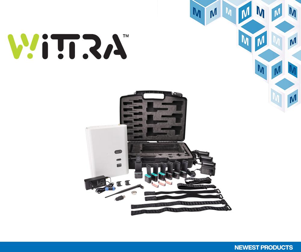贸泽电子与Wittra 签订全球分销协议进一步扩展物联网产品阵容