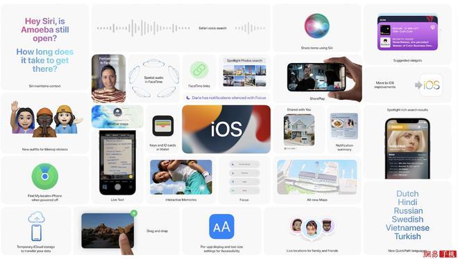 一文看懂苹果WWDC21:iOS 15更懂你,没硬件新品
