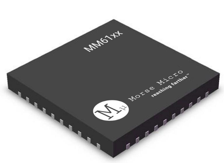 摩爾斯微提供同類最佳的Wi-Fi HaLow SoC和模塊樣品供客戶評估