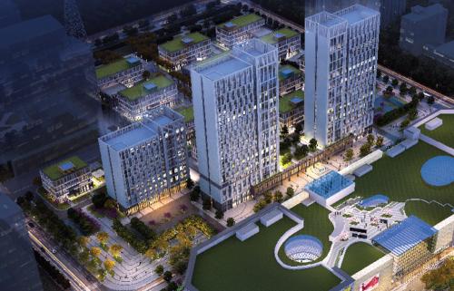 加碼投資,續力發展,SK海力士將建設未來型產業基地