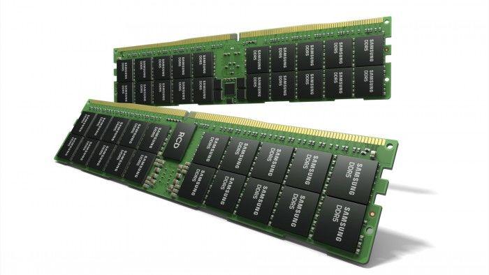 三星将在不久后开始生产768GB DDR5内存条