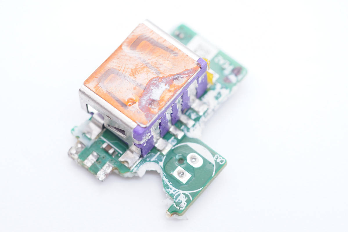 内置氮化镓芯片,华为66W多口超级快充拆解!-充电头网