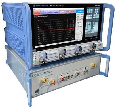 罗德与施瓦茨联合六幺四科技推出400G光模块测试方案