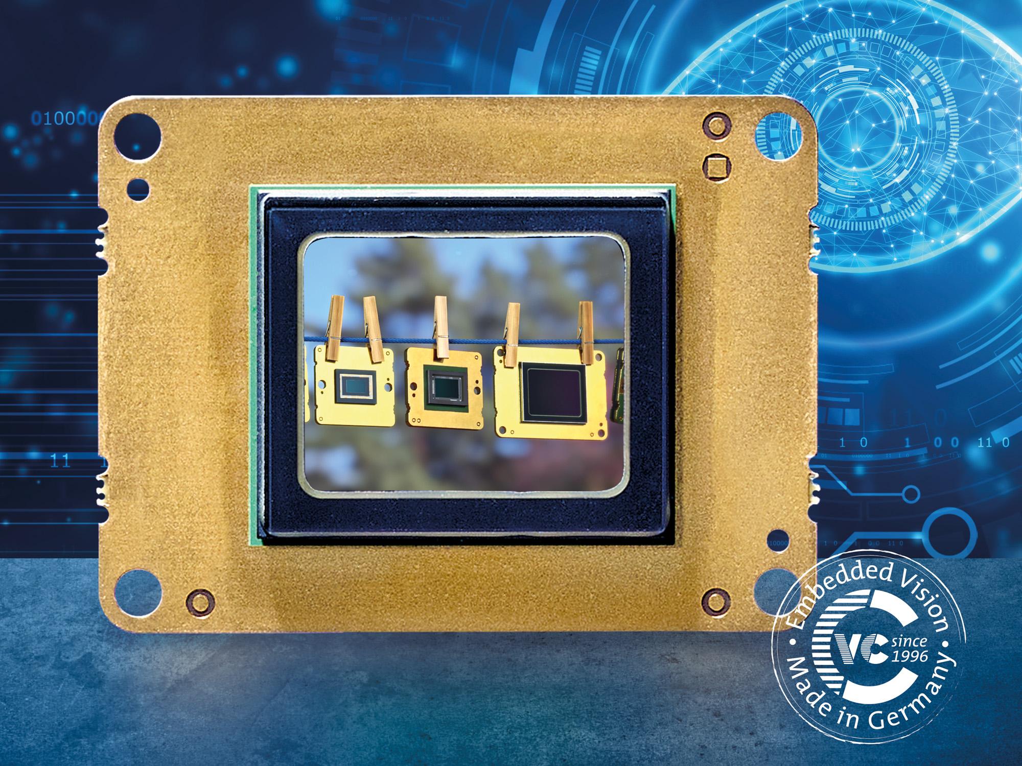 带有MIPI接口的新型高端传感器