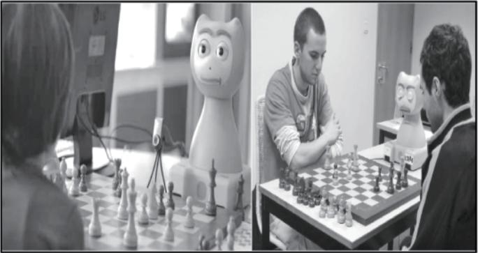 教育机器人的设计与展望