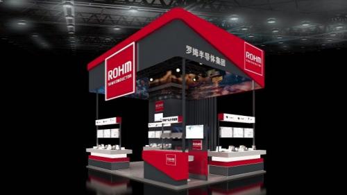 罗姆即将亮相2021 PCIM Asia深圳国际电力元件、可再生能源管理展览会