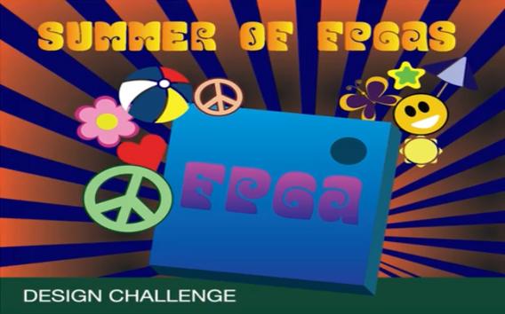e络盟携手Digilent发起FPGA设计挑战赛