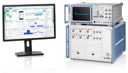 R&S CMX500 集成到Bluetest RTS 混响测试系统, 提升5G NR FR1 测量优势