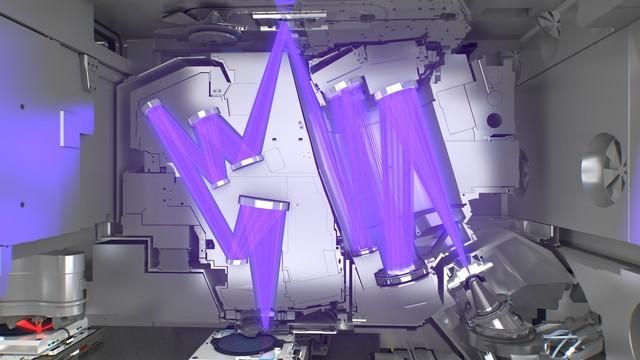 ASML出货超过100台EUV光刻机 新制程时代来临