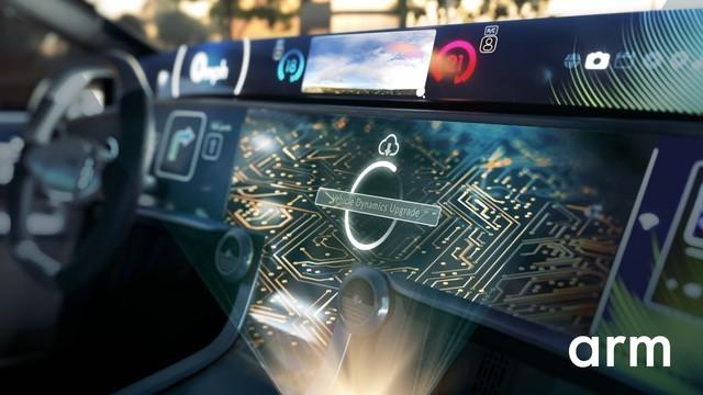 Arm与车企合作 推出面向嵌入式边缘的可扩展开放架构