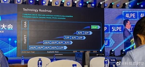 三星2nm工艺曝光:2025年可量产