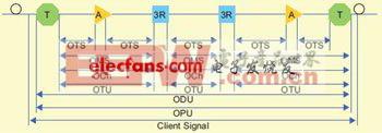 采用FPGA实现100G光传送网