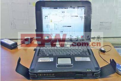 通过远程桌面可以实现笔记本电脑与以太网服务器人机界面之间的访问