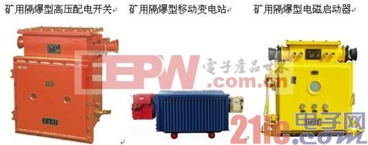 基于PLC在矿用隔爆型馈电开关控制系统中的应用