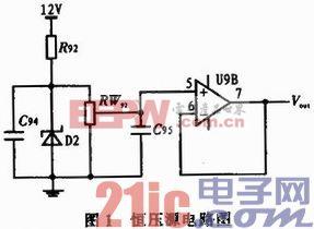多种温度传感器信号调理电路设计
