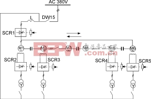 异步电动机试验台系统的方案及研制