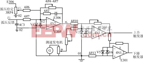 五档立调节器接线图