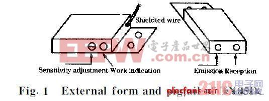 TX05D 外形和引线