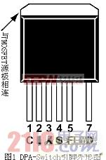 DPA-Switch系列集成控制器在小功率DC-DC变换器中的应用(一)