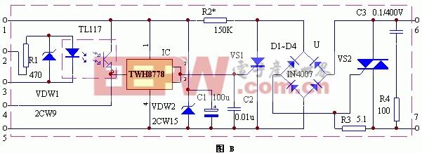 多敏固态控制器元件选用与电路调试